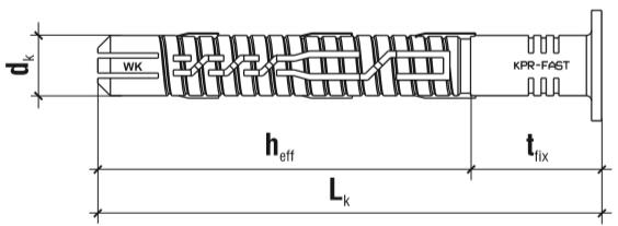 Чертеж KPR-FAST (рис. 1)