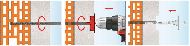 Схема монтажа LFN (рис. 2)