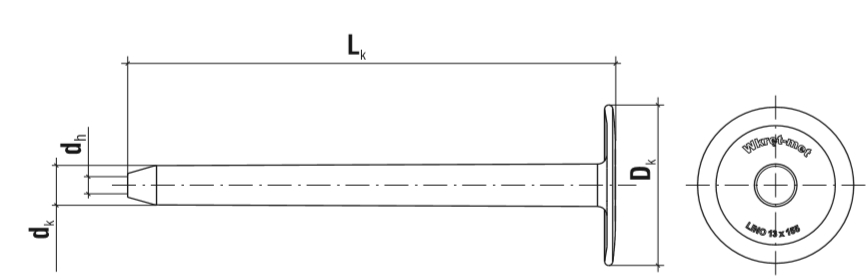 Чертеж LINO 13