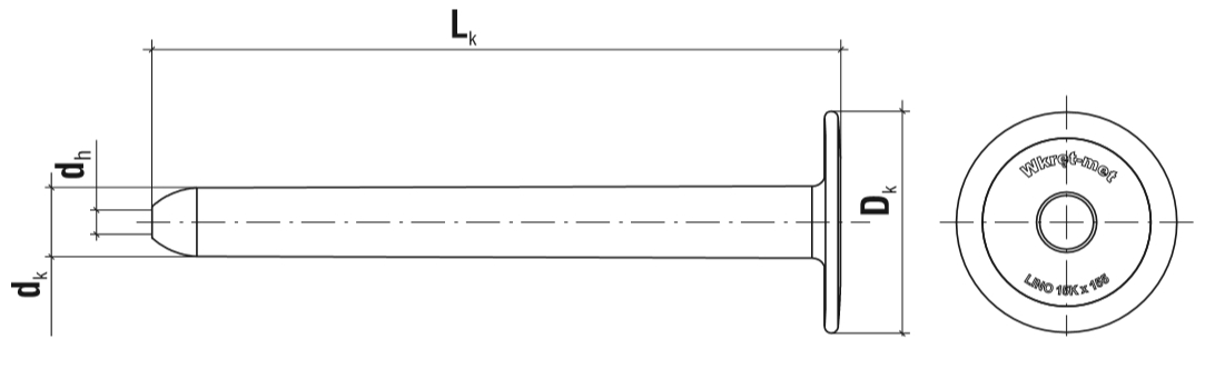 Чертеж LINO K 13